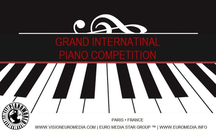 GRAND INTERNATINAL PIANO COMPETITION